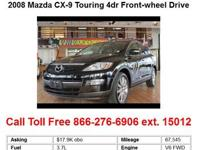 2010 Mazda CX-9 Touring 4dr Front-wheel Drive SUV 4