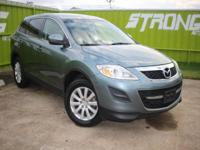 Options:  2010 Mazda Cx-9 Fwd 4Dr Grand Touring|Model