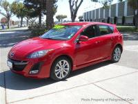 This 2010 Mazda MAZDA3 4dr s Grand Touring Hatchback