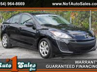 Options:  2010 Mazda Mazda3 I Sport|*** Warranty!