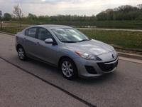 Options:  2010 Mazda Mazda3 I|Silver|*Alloy