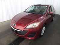 Nice clean gas saver in pretty red! Financing for good