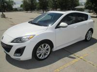2010 Mazda 3 S Hatchback 2.5, Rebuilt Title, ONLY 42K