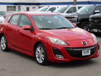 New Price! CARFAX One-Owner. Clean CARFAX. Velocity Red