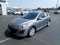 Don't miss out on this 2010 Mazda Mazda3 s Sport! It