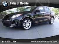 BMW of Mobile presents this CARFAX 1 Owner 2010 MAZDA