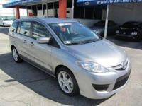 2010 Mazda Mazda5 Sport (Gray Van) Our Location is: Gus
