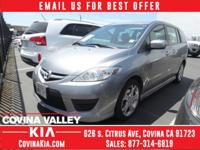 SPRING SAVINGS EVENT! Mazda5 Recent Arrival! Clean