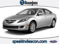 SEE MORE!======MAZDA6: UNMATCHED QUALITY: 5 Star Driver