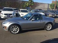 This 2010 Mazda MX-5 Miata Grand Touring is offered to