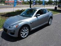 Beat the HEAT! Our 2010 Mazda RX-8 has an innovative
