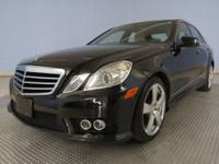 This extremely clean E350 4-Matic was a trade in at our
