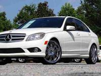 2010 MERCEDES C-CLASS four DOOR SEDAN C300 SPORT RWD