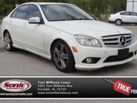 This 2010 Mercedes-Benz C300 Luxury provides a solid
