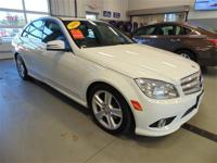 C300 Sport 4MATIC , AWD, HEATED LEATHER SEATS, FACTORY