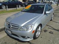 Options:  2010 Mercedes C-Class C300 Luxury|There's No