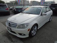 Options:  2010 Mercedes C-Class C300 Luxury|Wrap
