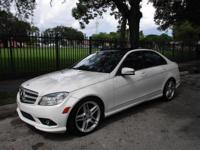 Options:  2010 Mercedes C350 Sport|Come And Visit Us At