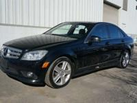 2010 Mercedes-Benz C-Class C300 Sport For