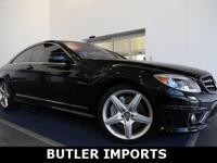 Clean CarFax History Report. 2D Coupe, Black w/Premium