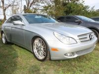 2010 Mercedes-Benz CLS CLS 550 RWD 7-Speed Automatic