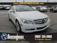 ONLY 62,709 Miles! E350 trim. Leather Interior,