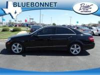E350 Sport trim. GREAT MILES 58,480! Moonroof, Multi-CD