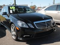CARFAX 1-Owner, LOW MILES - 58,547! E350 Luxury trim.