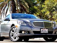 Solid and stately, this ONE OWNER 2010 Mercedes-Benz