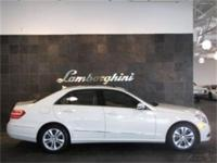 This is a Mercedes-Benz, E-Class for sale by