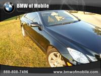 BMW of Mobile presents this 2010 MERCEDES-BENZ E-CLASS
