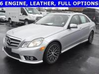Clean CARFAX. 4MATIC, Brake assist, Electronic