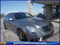Mercedes-Benz E-Class 2010 Steel Gray Metallic New