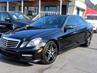AMG 6.2L V8 SMPI DOHC 32V RWD Black and Black Leather.