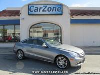 2010 MERCEDES-BENZ E350 COUPE | Pewter with Beige
