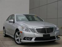 GREAT DEAL $1,100 below NADA Retail. E350 Luxury trim.