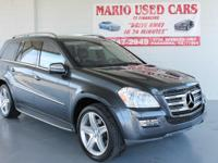 2010 Mercedes Benz GL550 Only 38.902 Miles Navigation