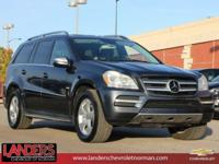 Steel Gray Metallic 2010 Mercedes-Benz GL-Class GL 450