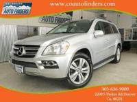 2010 Silver Mercedes GL450 4Matic For Sale in