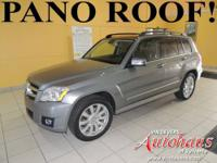 This GLK350 4Matic is equipped with the premium package