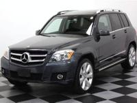 2010 Mercedes-Benz GLK350 4Matic AWD SUV with GPS