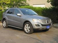 2010 ML350 4Matic 5-passenger AWD sport utility in