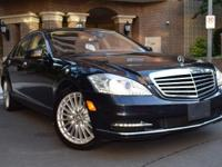 This Mercedes-Benz S-Class is an excellent value for