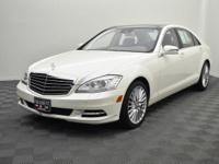 Recent Arrival! WHITE WITH TAN LEATHER! LOW MILES! 2010