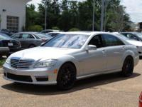 Options:  2010 Mercedes S-Class S 63 Amg|Palladium