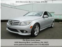 Local Mercedes trade!!! 2010 Mercedes C300 sport!! This