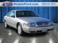 2010 Mercury Grand Marquis 4D Sedan LS Our Location is: