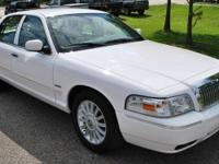 Options Included: N/AThis 2010 Mercury Grand Marquis is