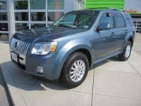 Leather, sunroof, 4cyl, FWD, new tires, very clean suv,