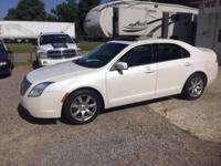 Options:  2010 Mercury Milan I 4 Premier 4Dr